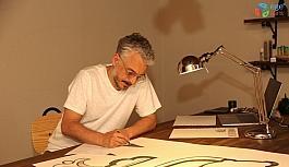Kâğıtla sanat yapıyorlar