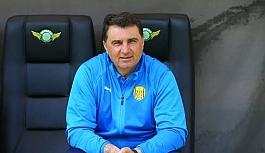 MKE Ankaragücü'nde teknik direktör Mustafa Kaplan ile yollar ayrıldı.