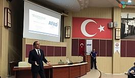 """AFAD'dan """"Gönüllülük Projesi Tanıtım ve Bilinçlendirme Eğitimi"""" toplantısı"""
