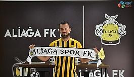 Aliağaspor FK'da kaleye iki takviye