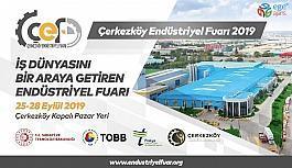 """""""Çerkezköy Endüstriyel Fuarı"""" bölgenin yıldızlarını ağırlayacak"""