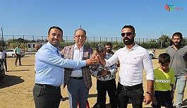 Turgutlu'da 6 yıldır bitirilemeyen tesis 3 ayda tamamlandı