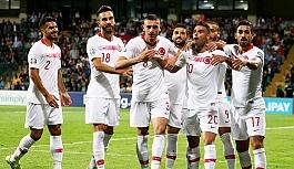 A Milli Takımımız, Moldova'yı 4-0 mağlup etti!