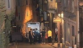 Beyoğlu'nda 2 İngiliz turistin sır ölümü!