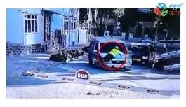 Alkollü sürücü dehşete neden oldu!