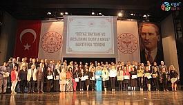 Bursa'daki okulların üçte biri beslenme dostu