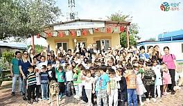 """Çetin'den """"Her okula bir köpek"""" kampanyası"""