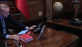 Cumhurbaşkanı Erdoğan, Barış Pınarı Harekatı'nın başladığını böyle duyurdu