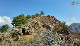 """Elazığ'da Bizans dönemine ait """"Karakol"""" bulundu"""
