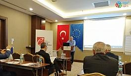 MESKİ, 'Etik Davranış Kodlarının Oluşturulması Çalıştayı'na katıldı