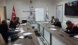 Müdürlük personeline İngilizce eğitimi verildi