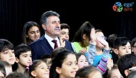 """Başkan Sandal: """"Çocuklar gözümüzün nuru"""""""