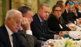 Cumhurbaşkanı Erdoğan, ABD'de