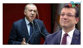 """İmamoğlu, Erdoğan'ın """"Borç yiğidin kamçısıdır, bu krediyi bulmak sizin işiniz"""" sözlerine yanıt verdi"""