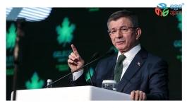 Ahmet Davutoğlu'ndan Cumhurbaşkanı Erdoğan'a 'düşen yaprak' yanıtı: Biz bahar görüyoruz