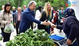 Bornova'ya yeni pazar yeri açılıyor