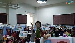 'Çevre Dostu Çocuk: Tomurcuk' projesi eğitimleri başladı