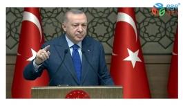 Cumhurbaşkanı Erdoğan, 100 bin sosyal konut projesinin detaylarını açıklıyor