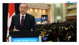 Erdoğan'dan Cenevre'de dikkat çeken çıkış: Dünyanın devleri sadece gülücük atıyor