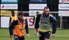Fenerbahçe, İstanbulspor maçı hazırlıklarına başladı