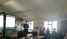 İzmit Belediyesi bilinçli üretim için çiftçilere eğitim veriyor