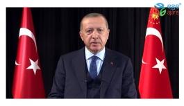 Son dakika: Cumhurbaşkanı Erdoğan yeni yıl mesajı yayınladı
