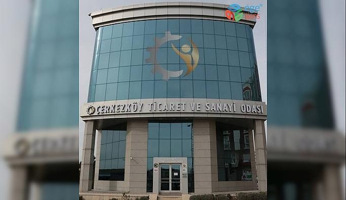Çerkezköy TSO'dan deprem bölgesine yardım eli