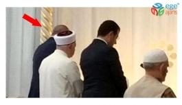 Ekrem İmamoğlu, Cumhurbaşkanı Erdoğan ile cuma namazı çıkışında ne konuştuğunu anlattı