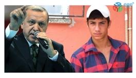 Erdoğan'dan Berfin'in yüzünü asitle yakan sanığa sert sözler: Namussuz, alçak