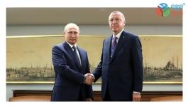 Erdoğan ve Putin görüşmesi başladı! Kritik konular görüşüldü