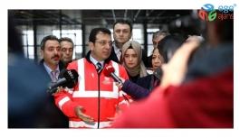 İmamoğlu, Erdoğan'ın Kanal İstanbul sözlerini yorumladı: Doğru bir söylem