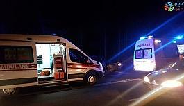 Kahramanmaraş'ta zincirleme kaza: 11 yaralı