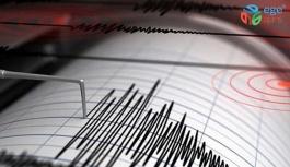 SON DAKİKA! Manisa'da korkutan deprem