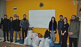Yüksekova'dan Elazığ ve Malatya'ya yardım eli