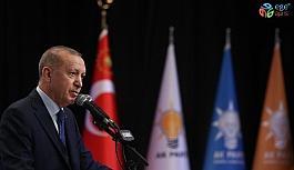 """Cumhurbaşkanı Erdoğan, """"Rejim güçleri Soçi sınırlarına çekilene kadar İdlib'deki sorun çözülmeyecektir"""""""