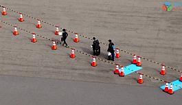 Japonya'daki gemide karantina sona eriyor