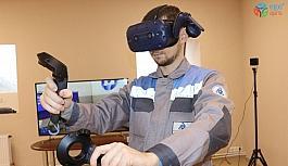 Nükleer santrallerde çalışanlar sanal gerçeklik teknolojisi ile eğitiliyor