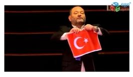 Türk bayrağı yırtan Yunan vekile Azerbaycan'dan tepki: O parmakları kırarız