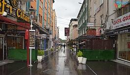 Dükkanları kapalı olan esnaf belediyeye teşekkür etti