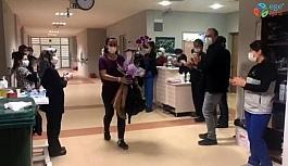 Gümüşhane'de koronavirüsü yenen doktor taburcu oldu