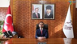 Nevşehir Valisi Aktaş, vatandaşlara 'Evde kal' çağrısı