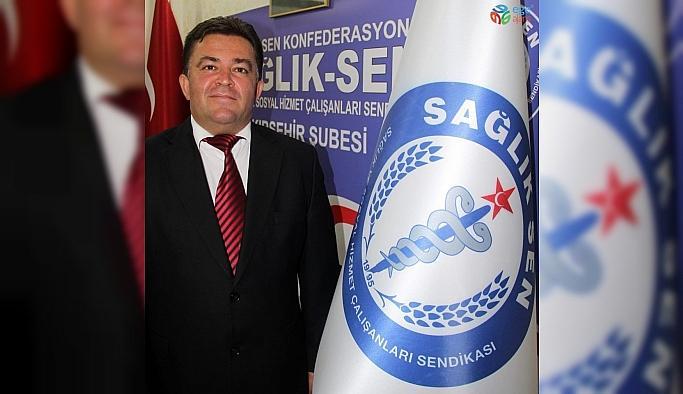 Sağlık-Sen, Kırşehir'de sağlıkçıların motivasyon ve ihtiyaçlarının karşılanmasında öncülük yapıyor