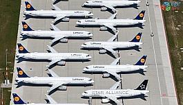 AB Komisyonu, Almanya'nın Lufthansa'ya yardımını onaylamadı
