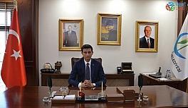 Başkan Bıyık'tan eski Gümrük Bakanı Sazak'ı anma mesajı