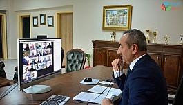 Ortaöğretim müdürleri ile değerlendirme toplantısı yapıldı