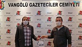 VASKİ'den VGC üyelerine hijyen paketi