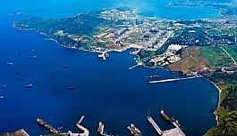 Aliağa limanında elleçlenen konteyner miktarı yüzde 8 arttı