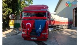 İzmir Büyükşehir Belediyesi'nden Giresun'a yardım