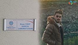 MTÜ, kazada vefat eden öğrencisinin ismini laboratuvara verdi
