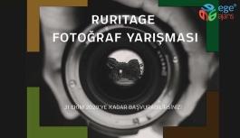 RURITAGE Uluslararası Fotoğraf Yarışması'na başvurular başladı.
